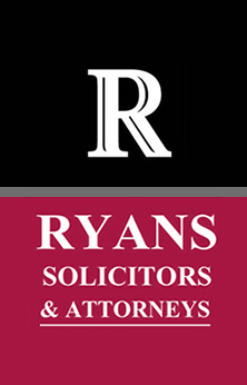 Ryans Solicitors & Attorneys Logo